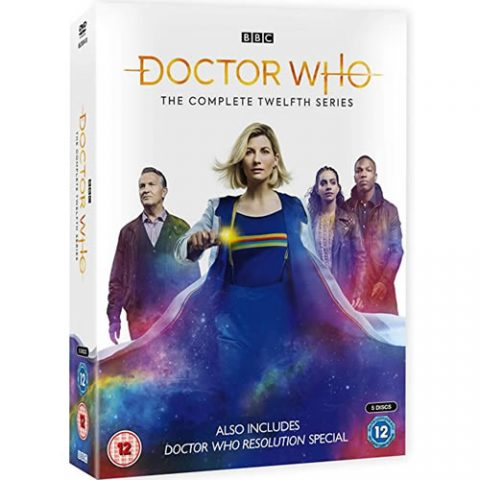 Doctor Who Season 12 DVD For Sale