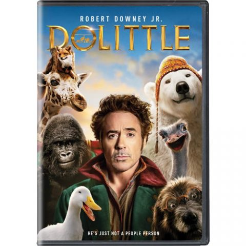 Dolittle DVD For Sale