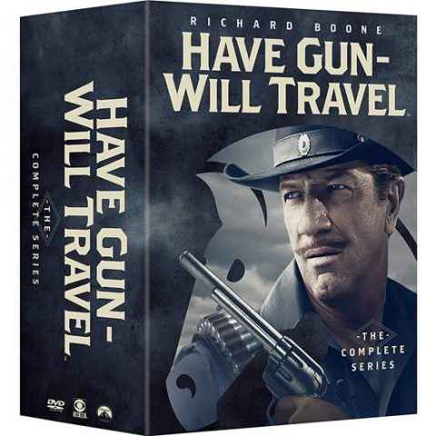 Have Gun Will Travel Complete Series DVD Box Set For Sale