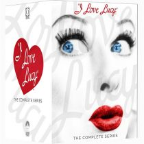 I Love Lucy Complete Series DVD Box Set For Sale