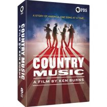 Ken Burns: Country Music Box Set For Sale