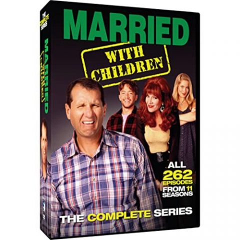 Married with Children Complete Series DVD Box Set For Sale