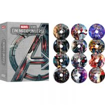 Marvel Studios Cinematic Universe 23-Movie Collection Box Set For Sale