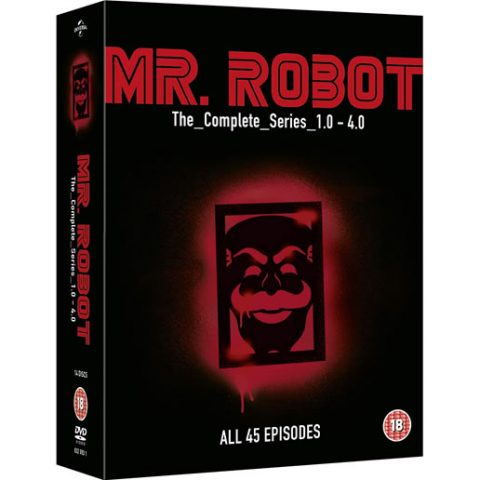 Mr. Robot Complete Series DVD Box Set For Sale