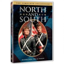 North and South Complete Series DVD Box Set For Sale
