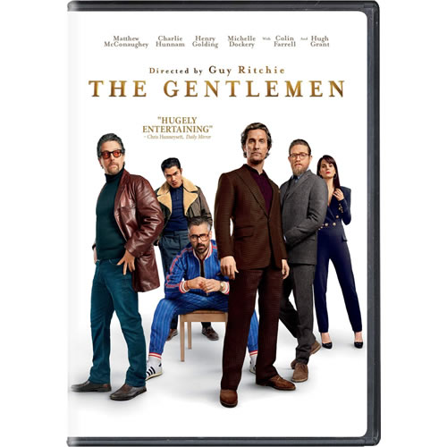 The Gentlemen DVD For Sale