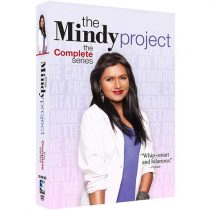 The Mindy Project Complete Series DVD Box Set For Sale