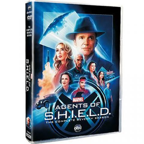 Agents of SHIELD Season 7 DVD For Sale