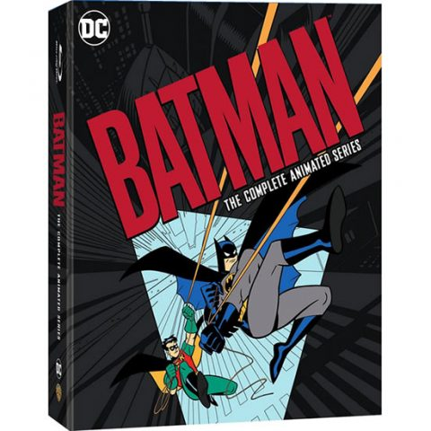 Batman: The Complete Animated Series Box Set For Sale