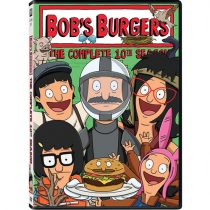 Bob's Burgers Season 10 DVD For Sale