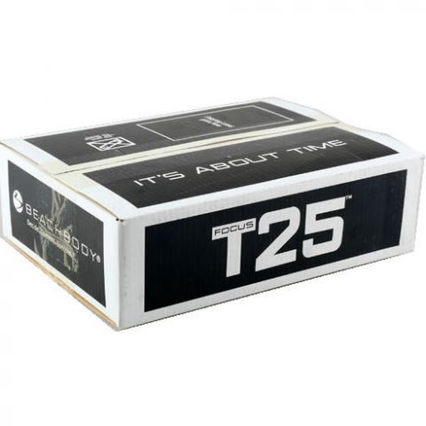 Focus T25 10-Disc DVD Set Box Set For Sale