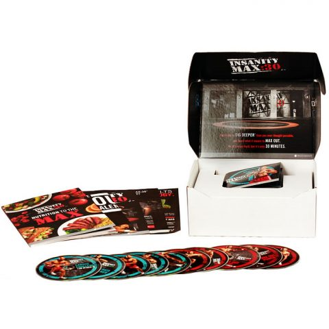 Insanity MAX 30 Box Set For Sale