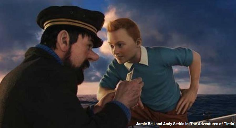 'The Adventures of Tintin' Review