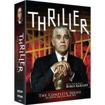 Thriller Complete Series DVD Box Set For Sale