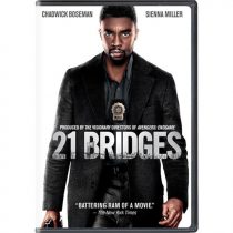 21 Bridges DVD For Sale
