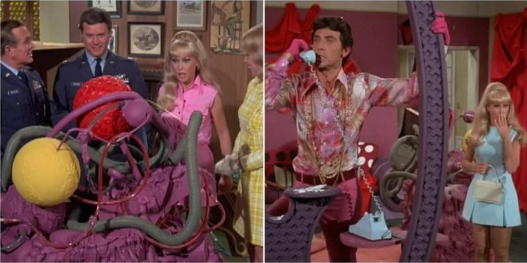 I Dream Of Jeannie: 10 Of The Best Things Jeannie Did That Weren't Appreciated