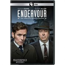 Endeavour Season 7 DVD For Sale