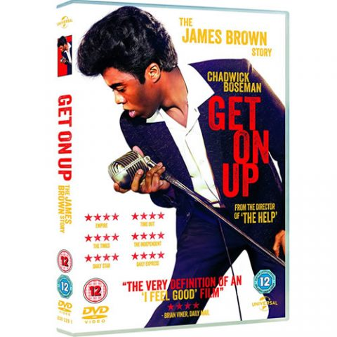 Get On Up DVD (2014) For Sale