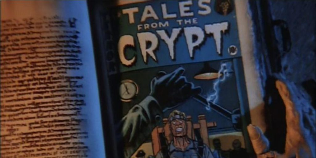 10 Ghoulish Facts About Tales From The Crypt