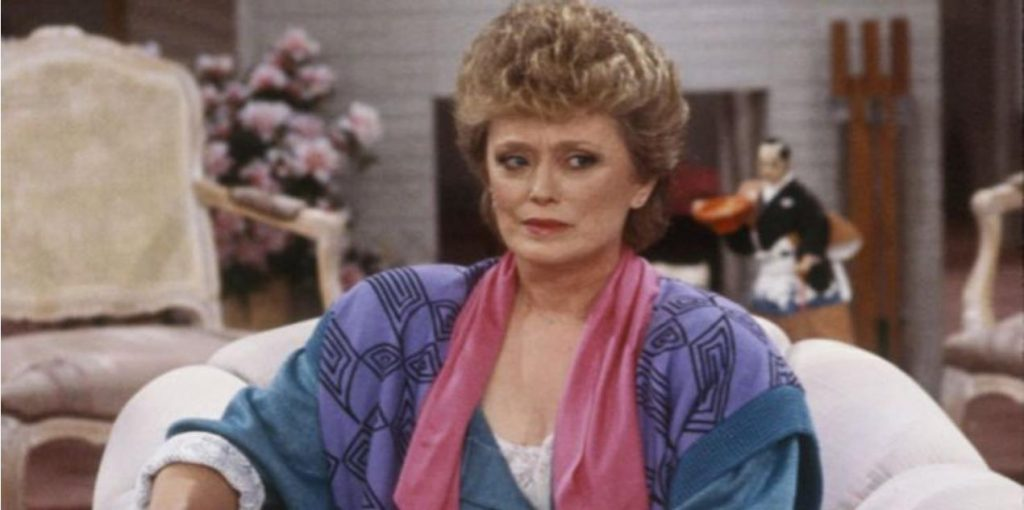 The Golden Girls: Blanche's 10 Best Outfits