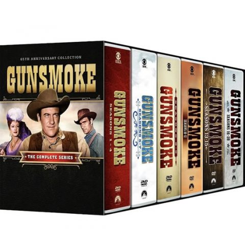 Gunsmoke: Complete Series