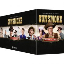 Gunsmoke Complete Series DVD Box Set For Sale