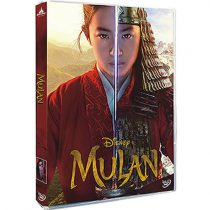 Mulan DVD (2020) For Sale