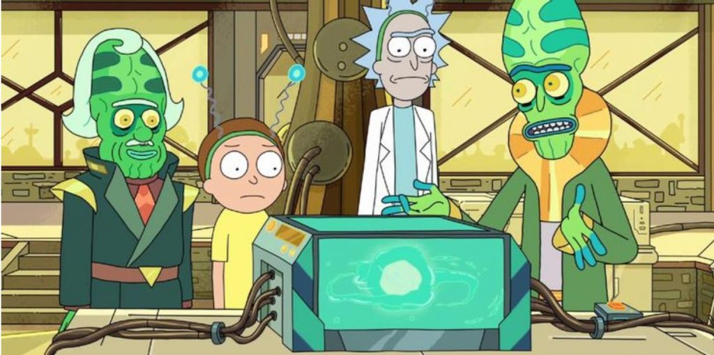 Rick and Morty: 10 Things You Never Noticed About Rick's Car