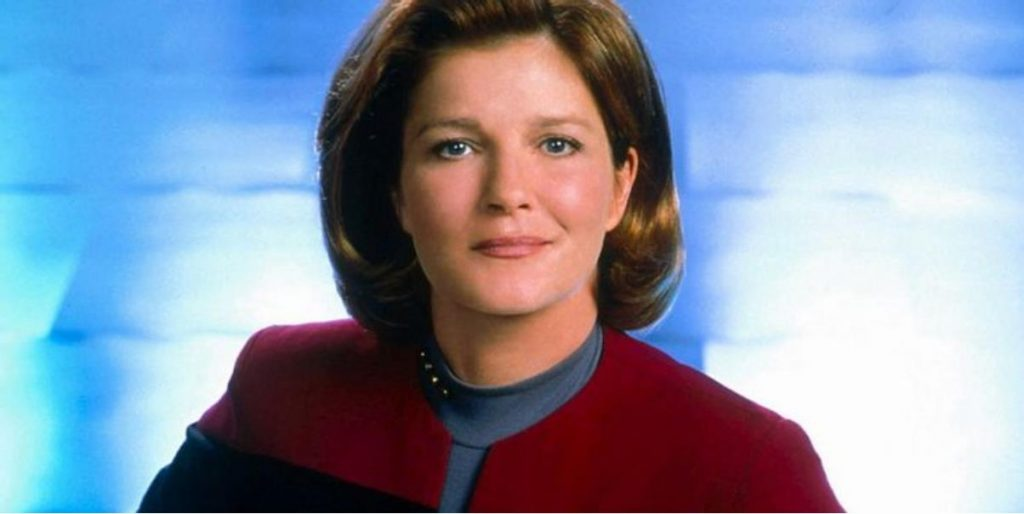 Star Trek: The Myers-Briggs® Personalities Of Captain Janeway & The Voyager Crew