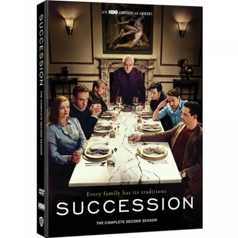 Succession Season 2 DVD For Sale