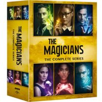 The Magicians Complete Series DVD Box Set For Sale