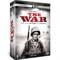The War - A Ken Burns Film DVD For Sale