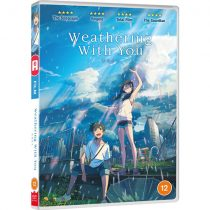Weathering With You DVD For Sale