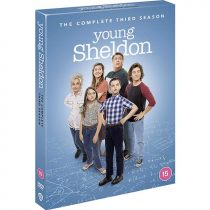 Young Sheldon Season 3 DVD For Sale