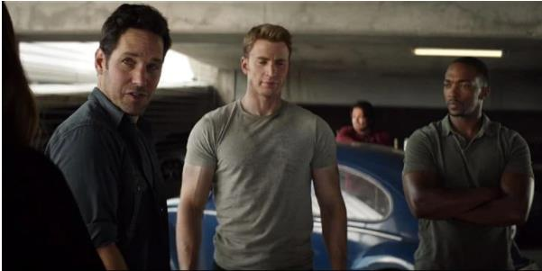 Captain America: Civil War: The 5 Best Action Sequences (& 5 Funniest Gags)