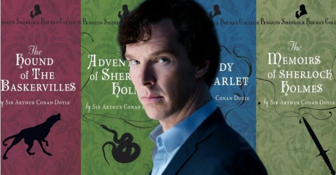 Sherlock: Every Book Case Referenced By The BBC Show