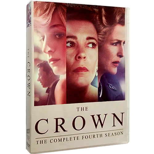 The Crown Season 4 DVD For Sale