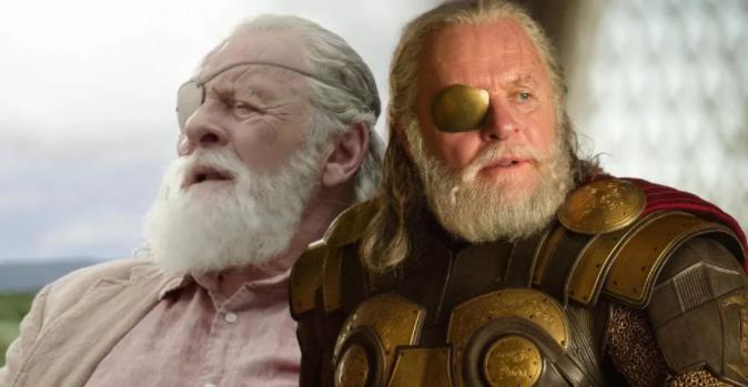 Thor: Ragnarok - Why Odin Chose To Stay In Exile On Earth