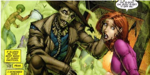Titans: 10 Scarecrow Comic Stories That Could Be Adapted To Season 3 Of The Show