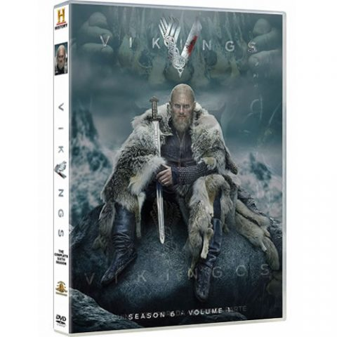 Vikings Season 6 Part 1 DVD For Sale
