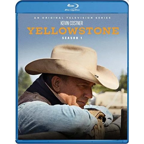 Yellowstone Complete Season 1 Blu-ray Region Free 1 For Sale