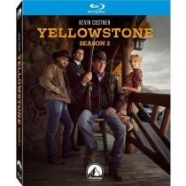 Yellowstone Complete Season 2 Blu-ray Region Free 2 For Sale
