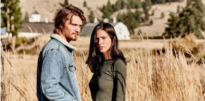 Luke Grimes and Kelsey Asbille Interview: Yellowstone
