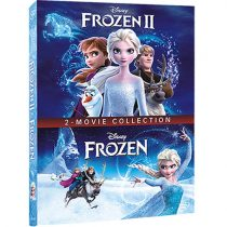 Frozen & Frozen II - 2 Movie Collection DVD For Sale