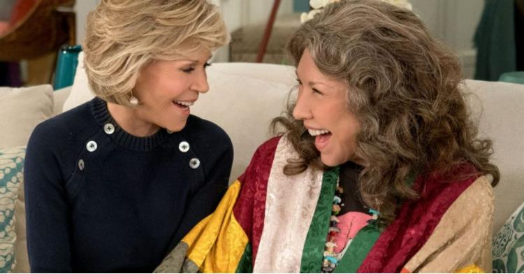 Grace & Frankie: The Top 10 Most Romantic Scenes, Ranked