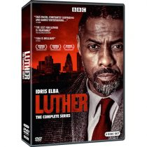 Buy Luther Complete Series DVD Box Set