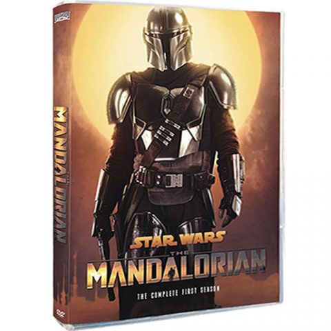 Star Wars: The Mandalorian Season 1 DVD For Sale