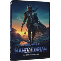 Star Wars: The Mandalorian Season 2 DVD For Sale