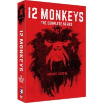12 Monkeys Complete Series DVD Box Set For Sale