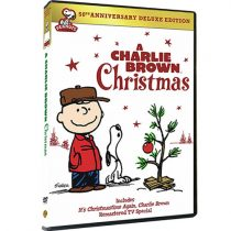 A Charlie Brown Christmas 50th Anniversary Deluxe Edition DVD For Sale